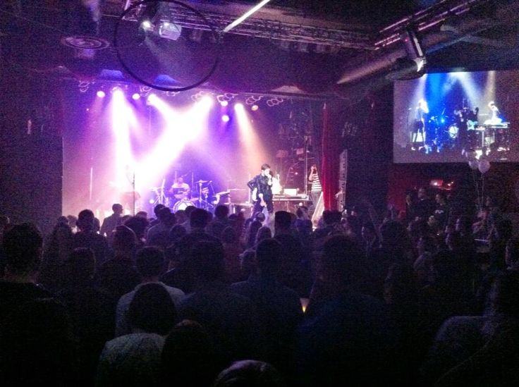 @nightboxmusic killed it last night at @themodclub 10 Year Anniversary Party. What a treat to experience. @livemusicto