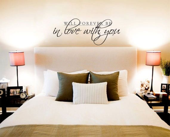 Best Wall Art Images On Pinterest Vinyl Wall Decals Vinyls - Wall decals above bed