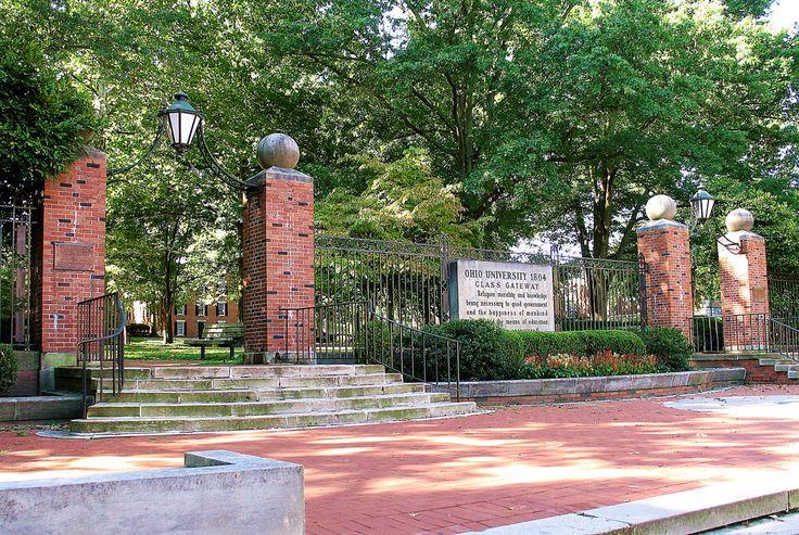 Class Gateway - Ohio University, Athens, Ohio