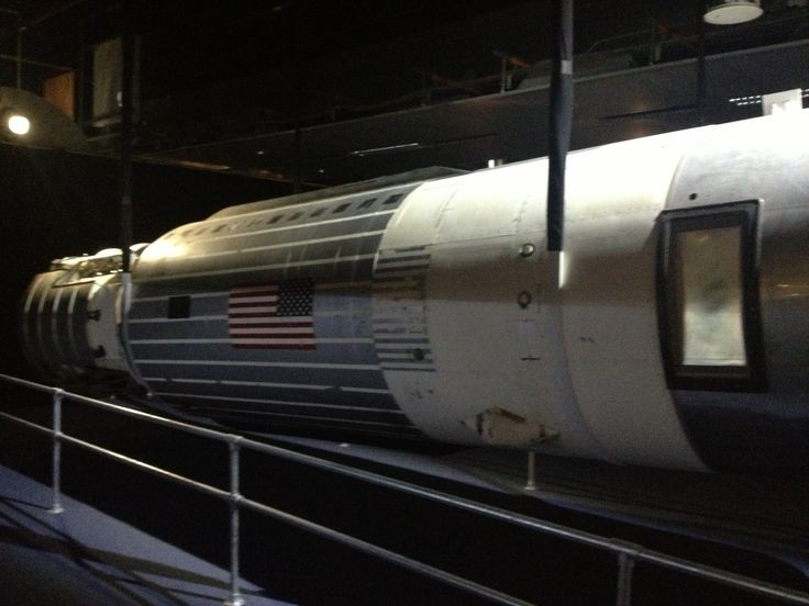 Aangepaste raket om koppelingen te oefenen met Gemini-capusules
