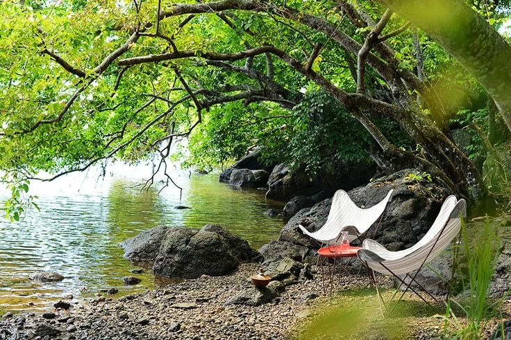 If you're looking for a #retreat – as in retreat from the rest of the world – in a cool and unpretentious and beautiful and magical place, then Otentic is made for you. The first and only eco-tent experience in #Mauritius, it suits tree-huggers, nature-lovers, foodies, and people in search of the real thing. Otentic is built exclusively from wood and #recycled materials, and it aims at having the smallest #environmental impact possible.