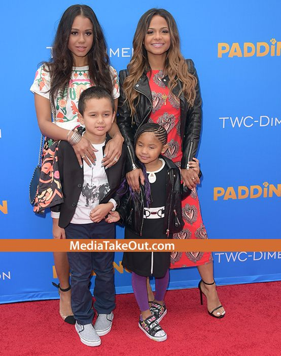 70 best images about Christina Milian & family on ...