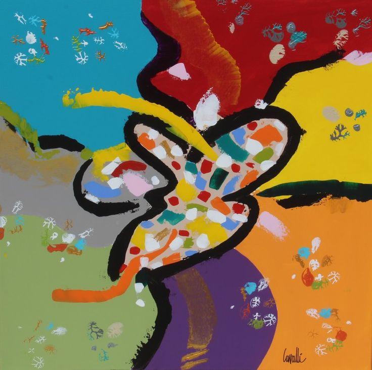 RECINTO (Acrylique sur toile)