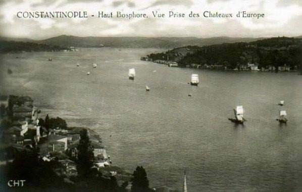 Rus arşivinden 138 yıl önce İstanbul 28.resim