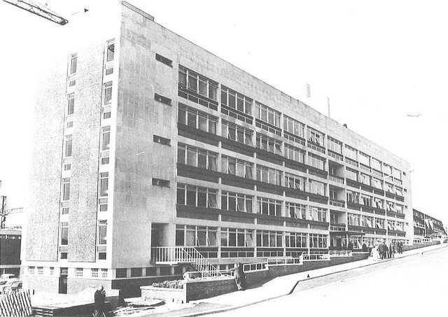 The purpose built Brighton Police HQ was opened in John Street in September 1965.