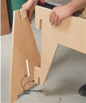Hardworking Horse and Cart – The Woodworker's Shop – American Woodworker