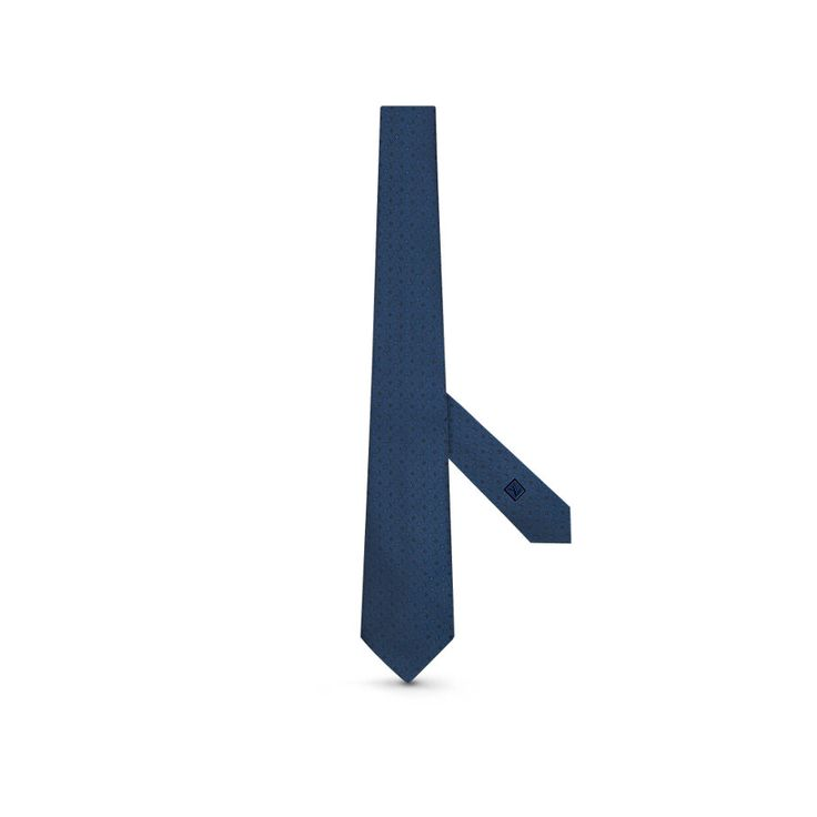 Monogramissime Tie - - Accessories | LOUIS VUITTON