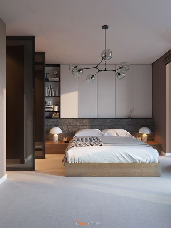 love this bedroom Ego House: