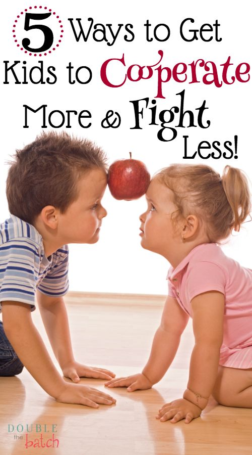 Are you finding that your children are fighting more than getting along? Do your nerves feel like they are frazzled beyond repair. Here are 5 ways to get kids to cooperate more and fight less along with some fun family cooperative games we have found!