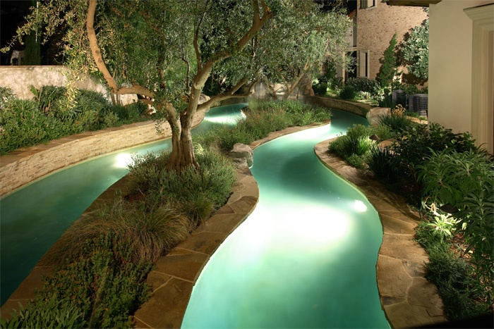 Small Backyard Lazy River Pools : backyard Lazy River! Yes please!! I think even @Mac McKnight can get