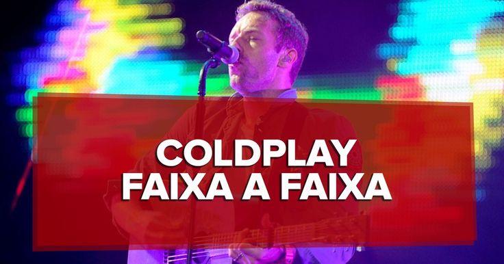 Coldplay: Ingressos para show em SP estão esgotados na venda online