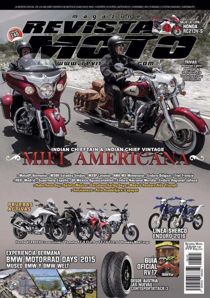 Tu Revista Moto del mes de Agosto ¡está disponible! Adquiérela a través de iTunes Store o Google Play o bien solicita tu suscripción anual física en info@revistamoto.com  #motos #RM  #RevistaMoto #revista #No.1 #Moto
