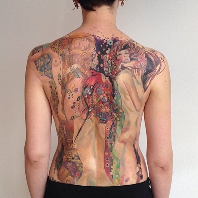 The Tattooer @the.tattooer Artist: @amandawa...Instagram photo | Websta (Webstagram)