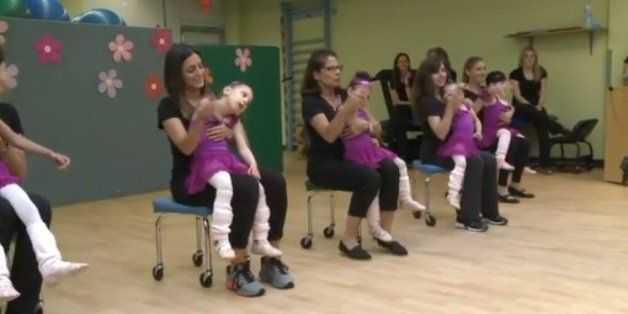 Dance Recital For Ballerinas With Disabilities Is So On Pointe