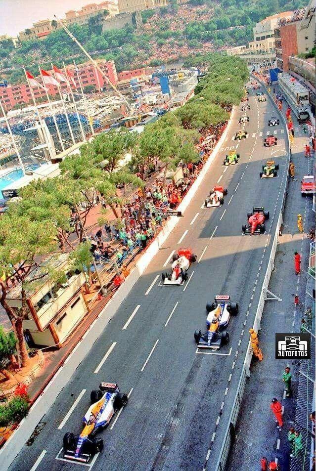 GP Monaco 1992