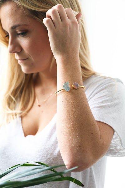 Custom Handmade Gemstone Jewelry - Druzy/Geode Jewelry