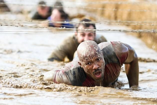 Your Man crawling through mud? Don't worry we got his iPad/iPhone covered.