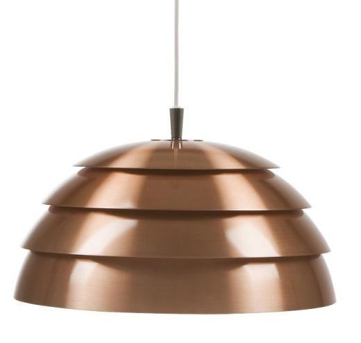 BELID T 1023 | COPPER | Pendant Light Fitting | Covetto