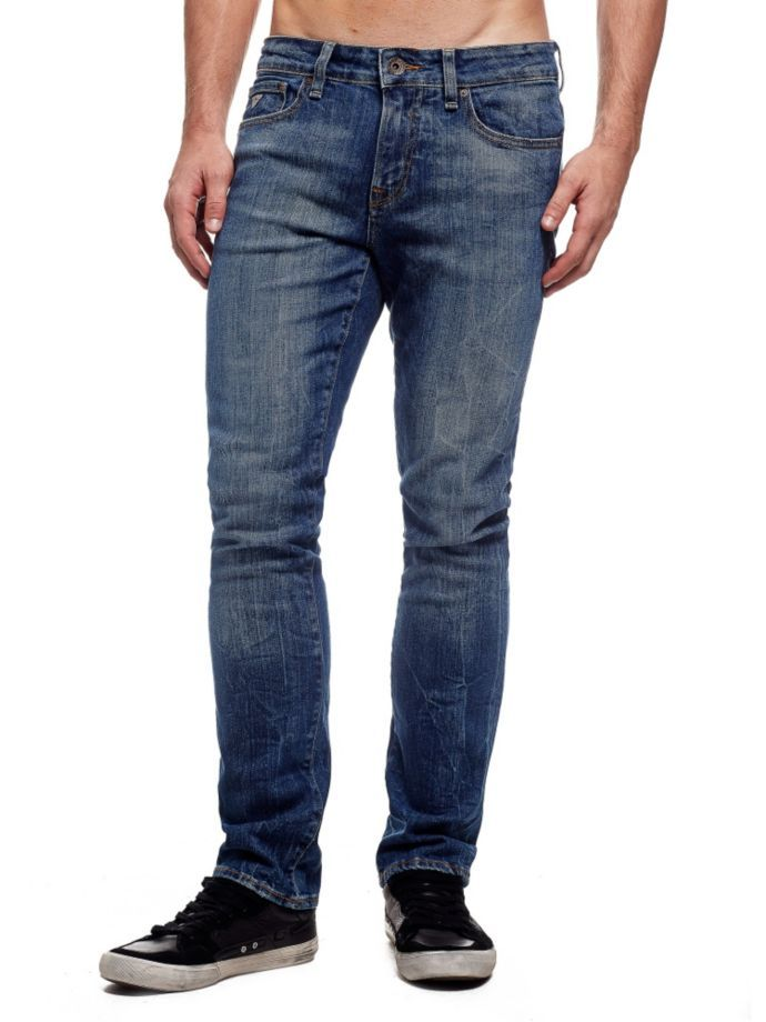 EUR89.90$  Buy here - http://vigiw.justgood.pw/vig/item.php?t=wy6oz3o11466 - Used-look Jeans