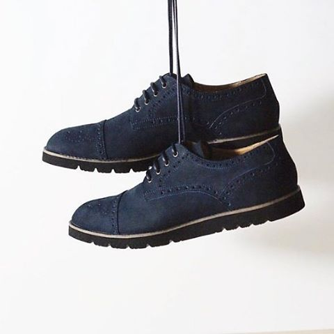 In the mood for brogues? #Shop #newarrivals by Manjze via the link in bio.
