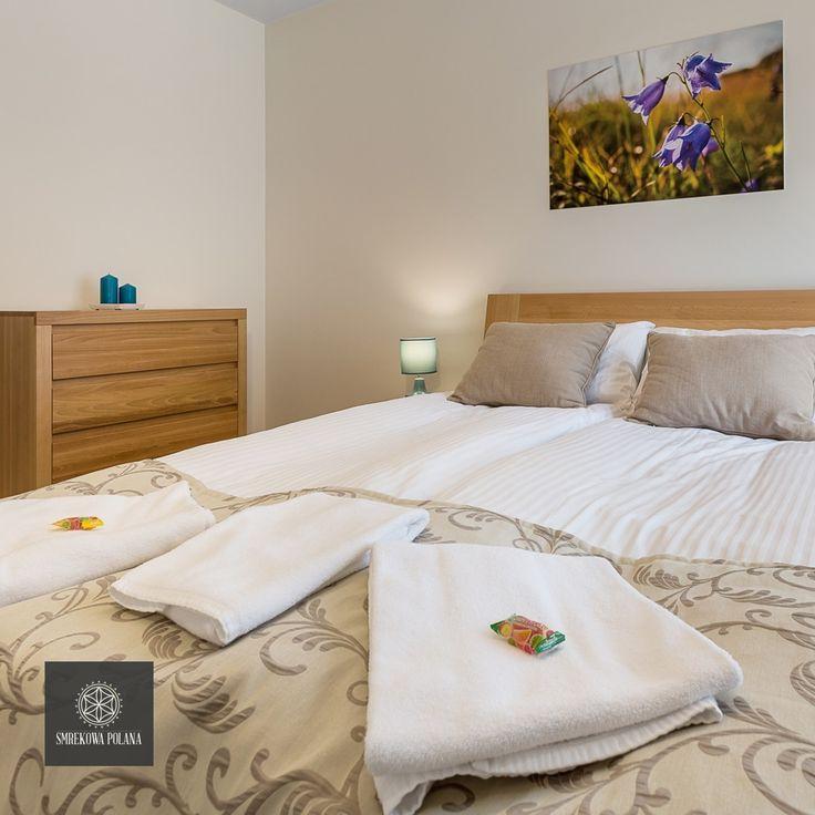 Apartament Dzwonek - zapraszamy! #poland #polska #malopolska #zakopane #resort #apartamenty #apartamentos #noclegi #bedroom #sypialnia