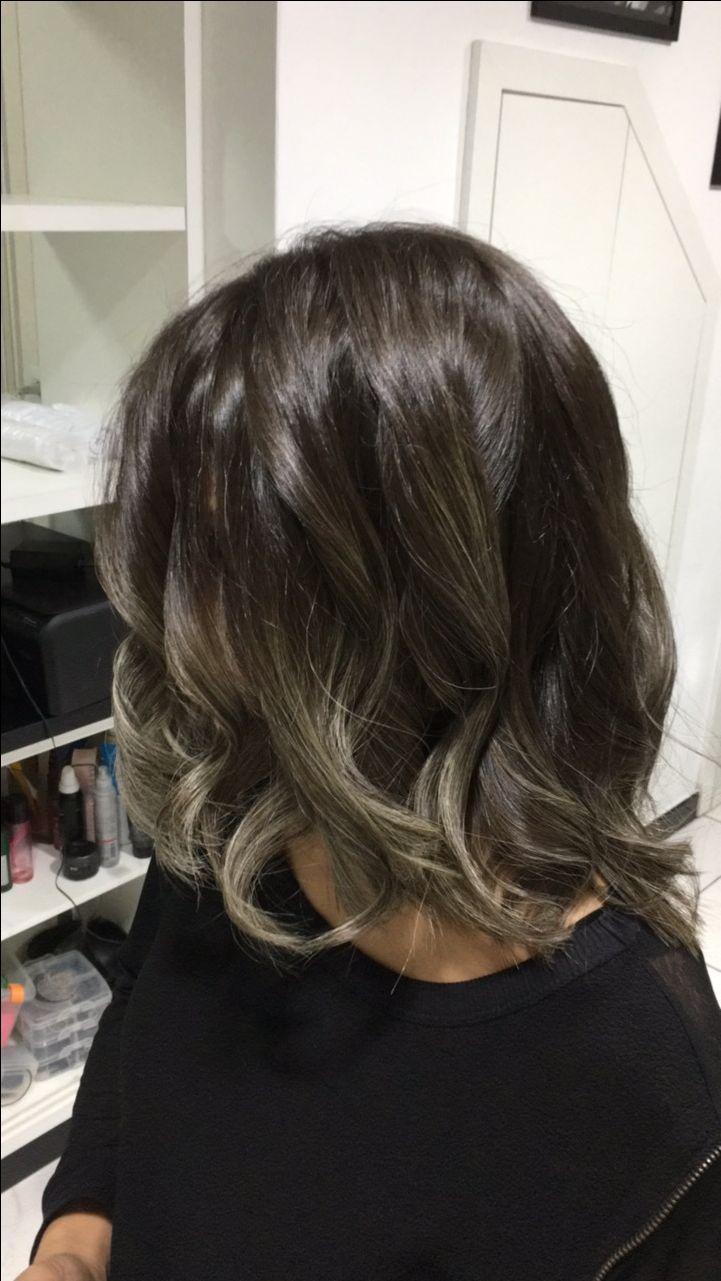Pin em Corte de cabelo, cabelo, long bob, bob hair, cabelo ...