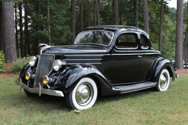 88 Best Images About 1936 Ford 5 Window Coupe On Pinterest