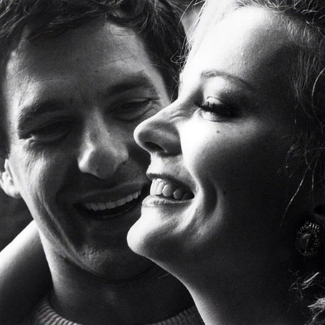 John Cassavetes & Gena Rowlands. #JohnCassavetes #GenaRowlands by noripantsu