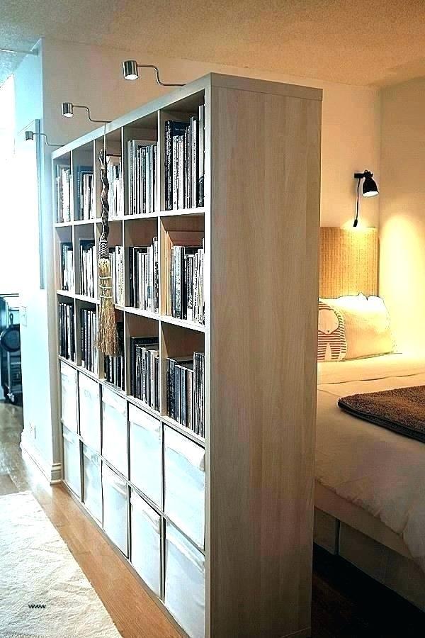 Ikea Bookshelf Room Divider Shelf As By Via Ideas Kallax Creator