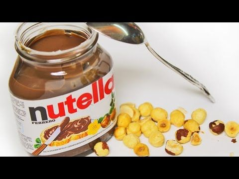 Как приготовить НУТЕЛЛУ дома   How to make Nutella