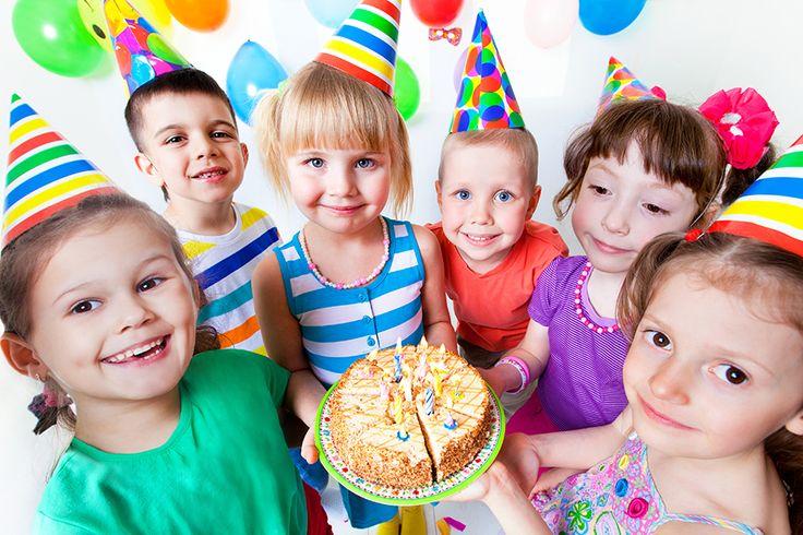 Crowdfunding Kids Birthday Parties