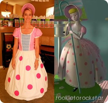 Toy Story Little Bo Peep costume
