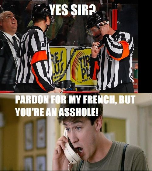 particularly during the playoffs!