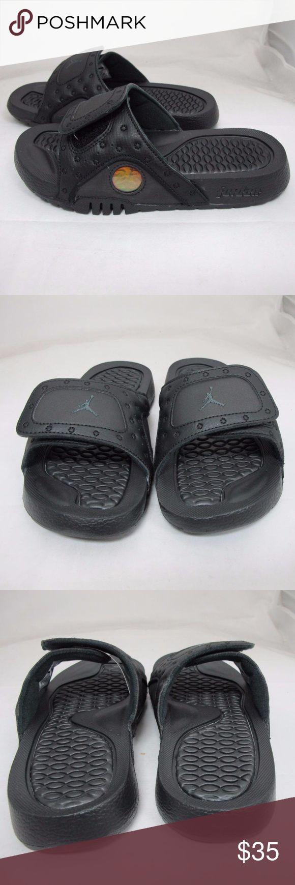 "Jordan "" New Juniors Jordan Hydro XIII Retro "" 684920 011 New Never Been Worn comes with original box Jordan Shoes Sandals & Flip Flops"