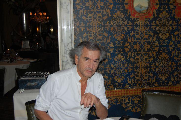 Why Does Everyone Hate Bernard Henri Lévy?