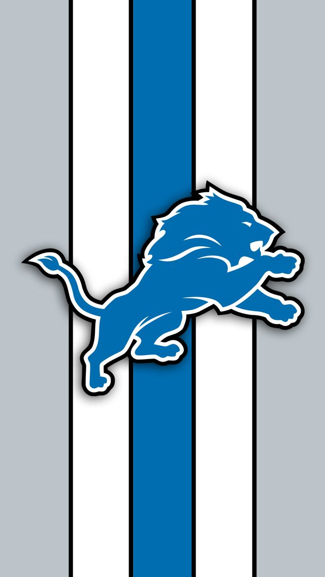 Detroit Lions Logo Wallpaper
