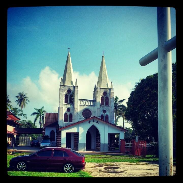 Air Salak St Mary church