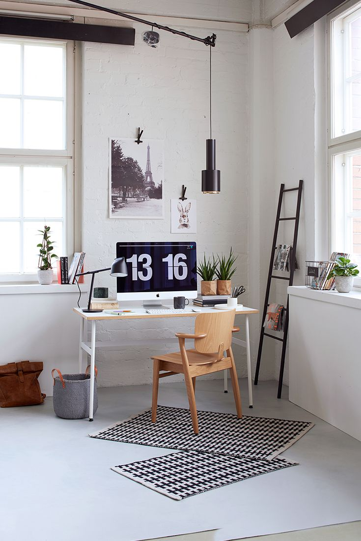 Update your home office with design classics.