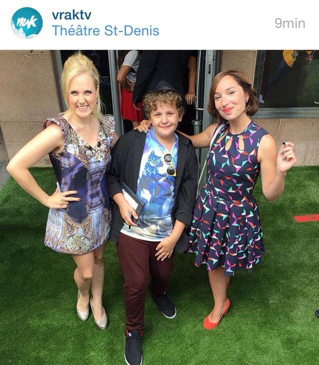 Marie-Soleil Dion, Marie-Claude St-Laurent, Mini Phil… Vrak la vie Karv, l'anti.gala 2015