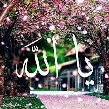 Allah is everything for me