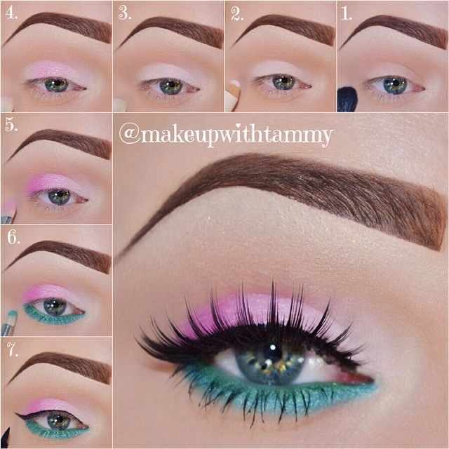 Instagram photo by @makeupwithtammy via ink361.com