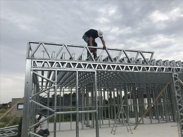 AMC CONSTRUCTION  chantier MR & MM SAISON