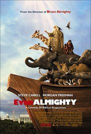 Evan Almighty Full Movie Online. God contacts Congressman Evan Baxter and tells him to build an ark in preparation for a great flood.