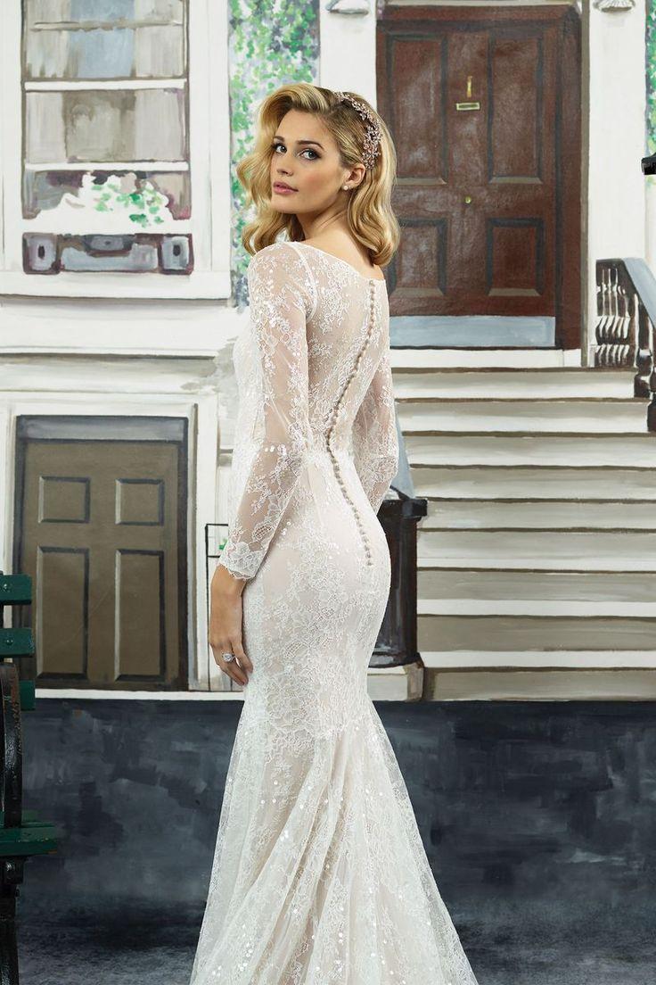 92 besten Justin Alexander Bilder auf Pinterest   Hochzeitskleider ...