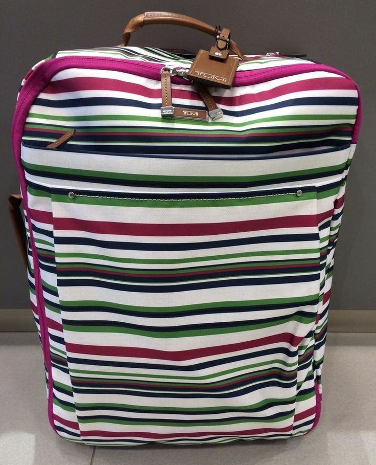 *NEW* Tumi Voyageur Super Leger International Carry On Luggage 481900