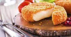 Camembert pané au four (facile, rapide) - Une recette CuisineAZ
