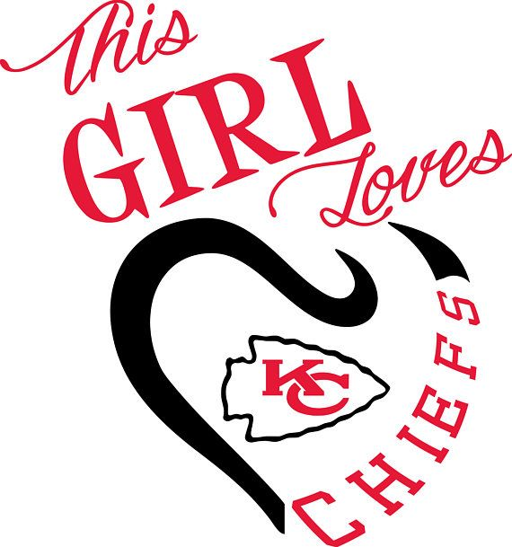 Download This Girl Loves Kansas City Chiefs SVG File | Dallas ...