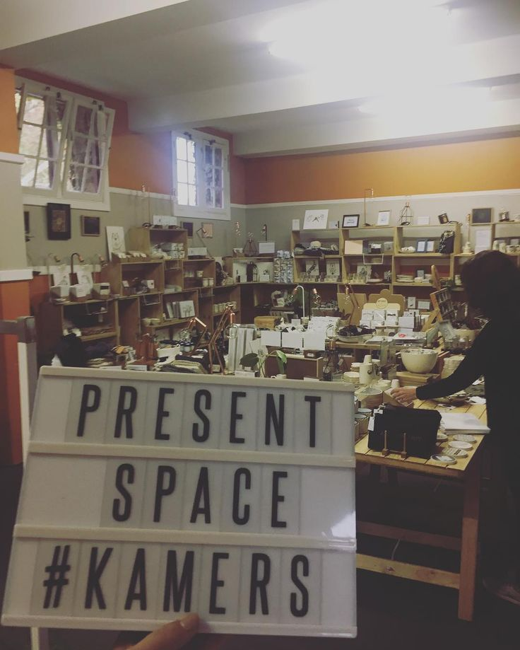 We are ready for you!!! PRESENTspace at Kamers in Jozi #PRESENTspace #kamers2017 #kamersjozi