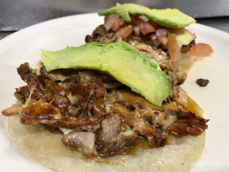 Real Mexican tacos! Yuuum...