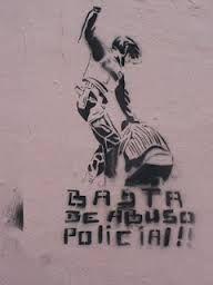 Basta de abuso policial